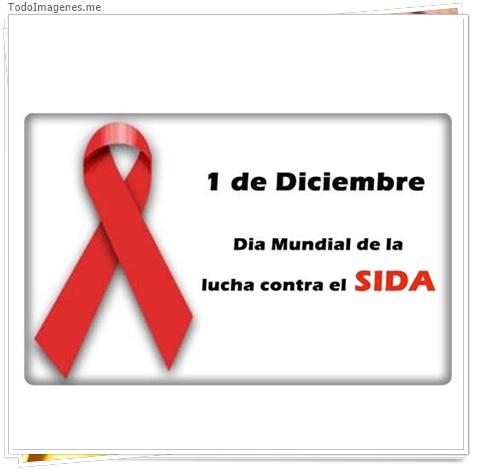 1 de Diciembre Dia Mundial de la lucha contra el SIDA