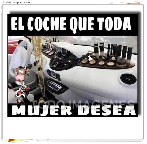 EL COCHE QUE TODA MUJER DESEA
