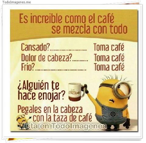 La Taza De Cafe Cuento